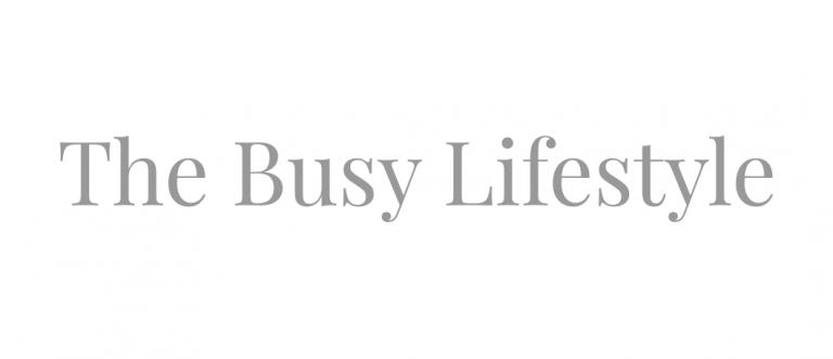 Anavas Logo Gris - The Busy Lifestyle