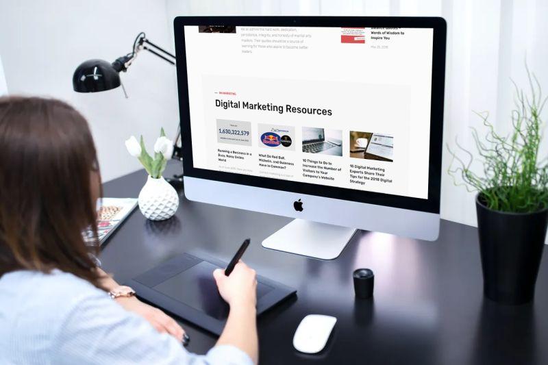 Anavas Consulting - Webdesign courses
